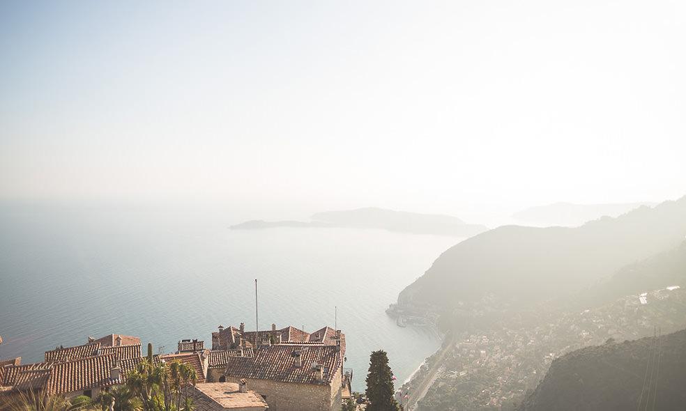 Nizza, Monaco, Route Napoléon, Freiburg